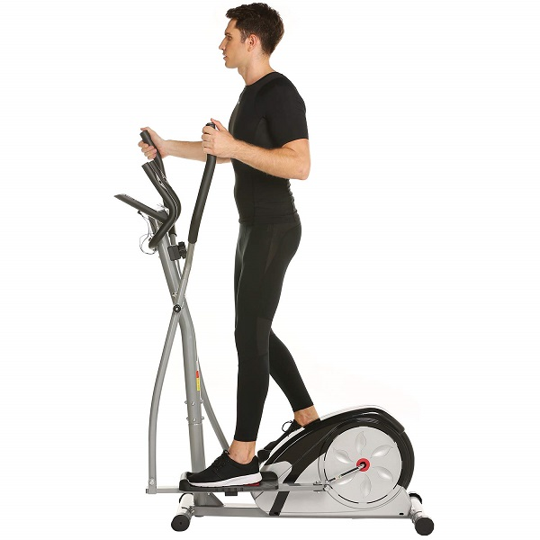 Ancheer Elliptical Machine Best For Bulky Guys